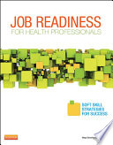 Job Readiness For Health Professionals E Book