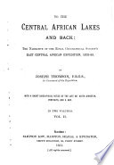 To The Central African Lakes And Back