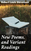 New Poems, and Variant Readings Pdf/ePub eBook
