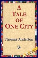 A Tale of One City [Pdf/ePub] eBook