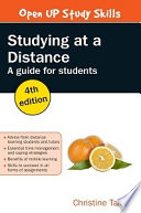 Ebook Studying At A Distance A Guide For Students