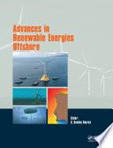Advances in Renewable Energies Offshore