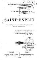 Les sept dons de l'Esprit-Saint