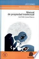 Manual de propiedad intelectual