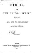 Biblia, etc