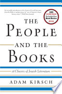 The People and the Books: 18 Classics of Jewish Literature