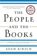 Pdf The People and the Books: 18 Classics of Jewish Literature