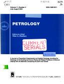 Petrology Book