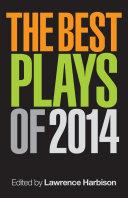 The Best Plays of 2014 Pdf/ePub eBook