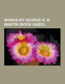 Works by George R  R  Martin