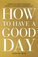 Pdf How to Have a Good Day Telecharger