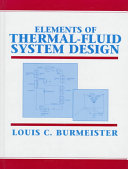 Elements of Thermal fluid System Design