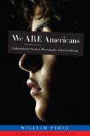 We ARE Americans [Pdf/ePub] eBook