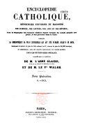 Encyclopédie catholique