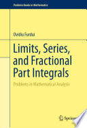 Limits  Series  and Fractional Part Integrals