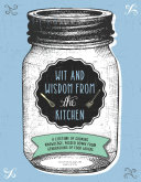Wit and Wisdom from the Kitchen