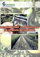 Patrones Para la Produccion de Citricos en Colombia