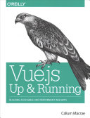 Vue. Js - Up and Running