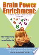 Brain Power Enrichment  Level One  Book Two Teacher Version Grades 4 6