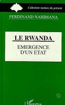 Pdf Le Rwanda Telecharger