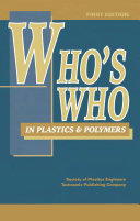 Who s Who in Plastics Polymers