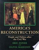 America S Reconstruction