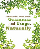 Grammar and Usage  Naturally