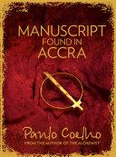 Manuscript Found in Accra Book
