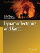 Pdf Dynamic Tectonics and Karst Telecharger