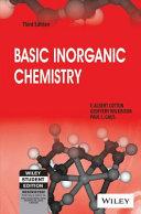 BASIC INORGANIC CHEMISTRY, 3RD ED