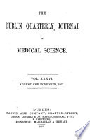 The Dublin Quarterly Journal of Medical Science Book