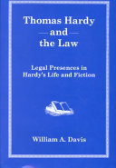 Pdf Thomas Hardy and the Law
