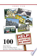 Help  I Can t Sell My House Book