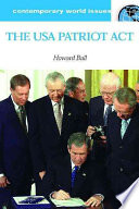U S A  Patriot Act of 2001