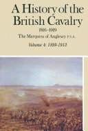 A History of the British Cavalry
