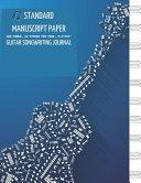 Guitar Standard Manuscript Paper