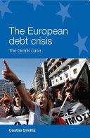 European debt crisis : the greek case.