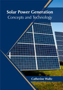 Solar Power Generation  Concepts and Technology