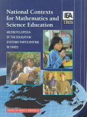 National Contexts for Mathematics and Science Education