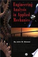 Engineering Analysis in Applied Mechanics