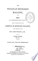 Wesleyan Methodist Magazine For 1851