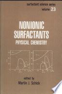 Nonionic Surfactants