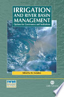 Irrigation and River Basin Management