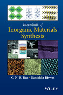 Essentials of Inorganic Materials Synthesis [Pdf/ePub] eBook