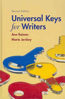 Universal Keys for Writers