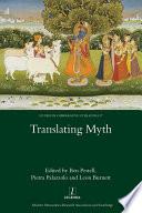 Translating Myth Book