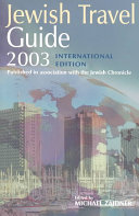 Jewish Travel Guide 2003