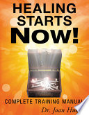 Healing Starts Now  Book