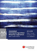 Cover of Annotated Conveyancing and Real Property Legislation