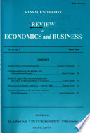 Review of Economics and Business